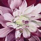 Beth Winslow - Pink Dahlia